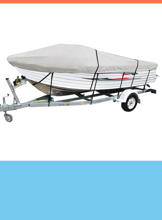Runabout Boat Covers