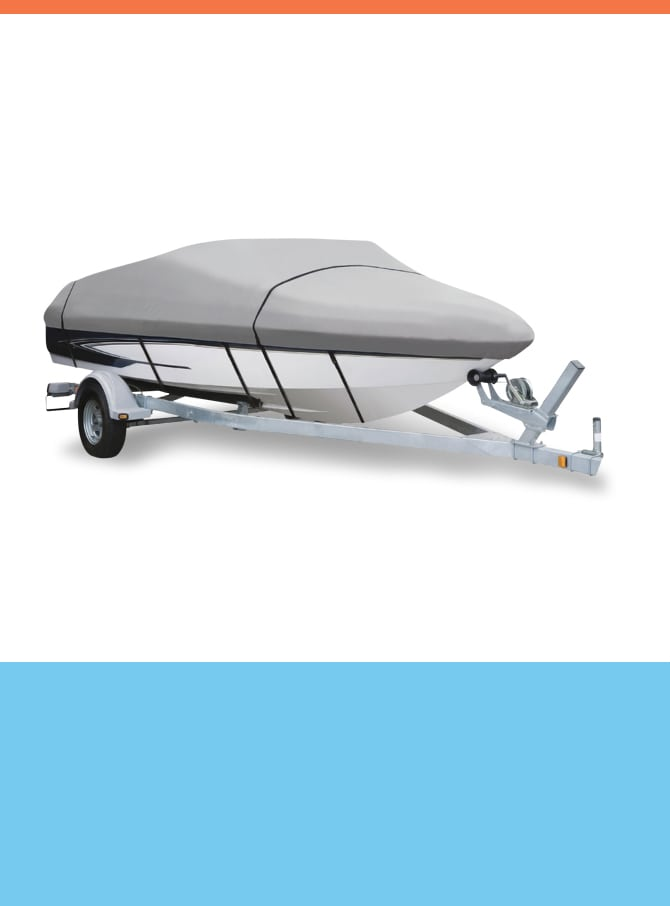 Boater Boat Covers